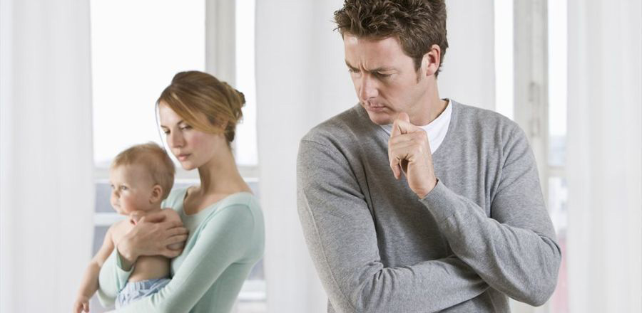 жена не дает развод есть дети
