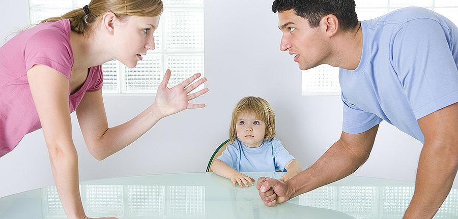 жена шантажирует ребенком развод Очень