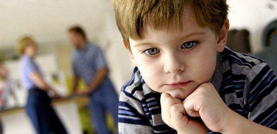 Развод несовершеннолетними ребенок детьми