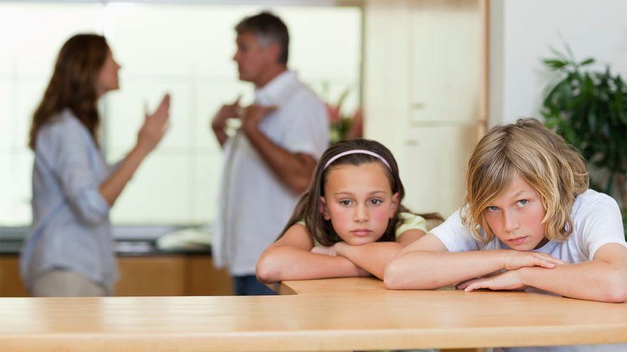 Где развестись с мужем если есть ребенок