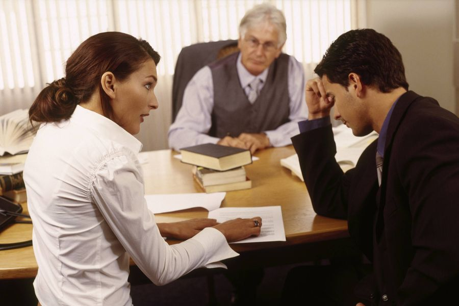 Расторжение брака без согласия одного из супругов