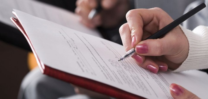 Документы, необходимые для расторжения брака через суд с детьми